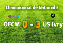 Photo de FOOT N3 : OFCM s'incline 0 – 3 pour l'US Ivry