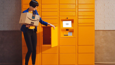 Photo de Amazon Hub s'installe à la Gare des Mureaux